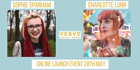 Charlotte Lunn and Sophie Sparham Verve book launch tickets
