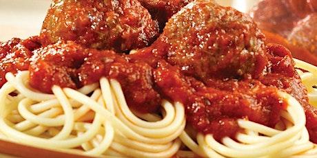 Club Italia Curbside Spaghetti & Meatballs tickets