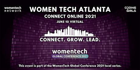 WomenTech Atlanta - Connect Online (Employer Tickets) tickets