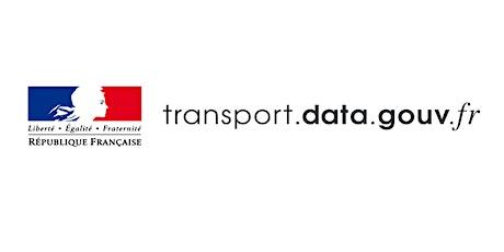 Webinaire de passation de transport.data.gouv.fr tickets