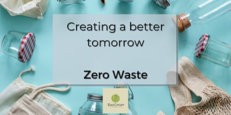 Creating a better tomorrow  - Zero-waste tickets