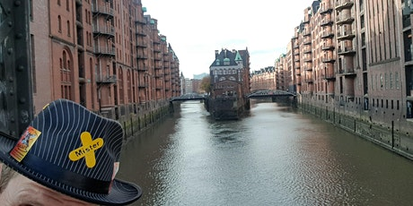 """Hamburg jagt Mister X """"Scotland Yard LIVE"""" geeignet für Kinder & Erwachsene tickets"""