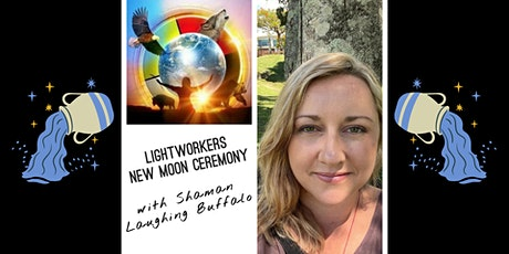 Lightworkers New Moon Ceremony with Shaman Laughing Buffalo tickets