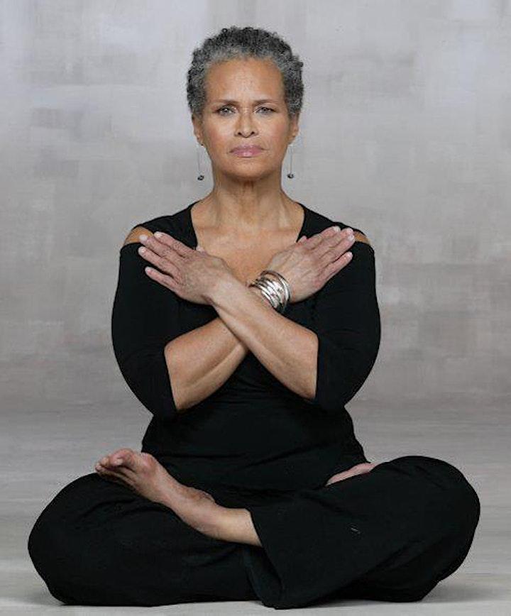 The Original Royalty do .. Outdoor Park Yoga - Black People Flow image