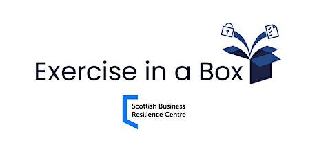 Exercise in a Box  'Ransomware' Session via Zoom - 6th April tickets