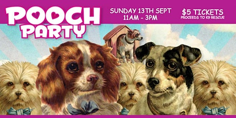 Pooch Party - Brews, Brunch & Barks tickets