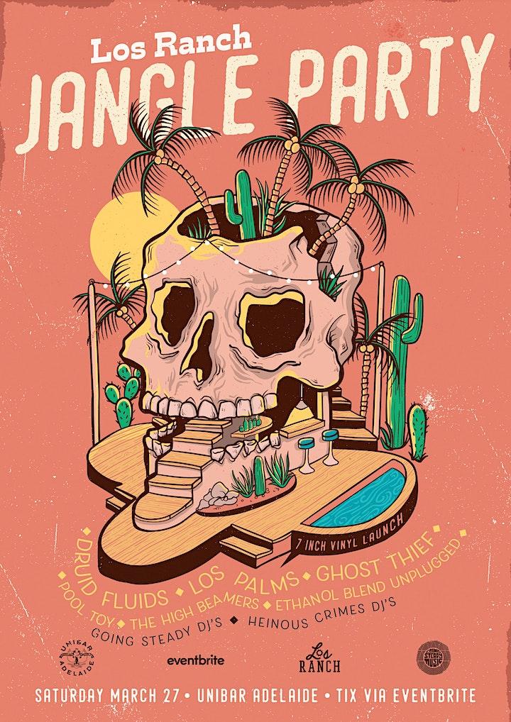 Los Ranch JANGLE PARTY image