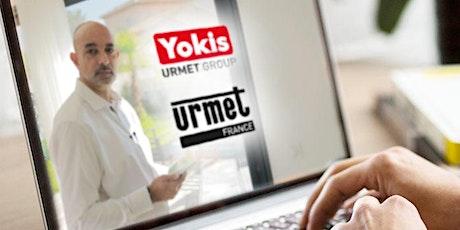 YOKIS URMET : solution connectée pour le logement résidentiel  02/03 à 11h billets