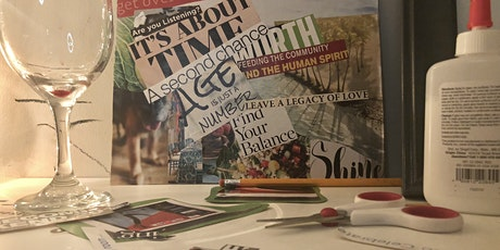 Thriving Vision Board Party D.I.Y. Workshop tickets