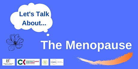 Let's Talk About the Menopause tickets