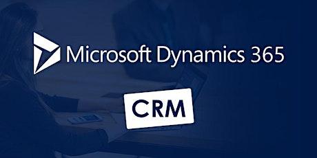 Dynamics 365 CRM Bootcamp & Training tickets
