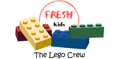 FRESH Kids presents... The Lego Crew billets