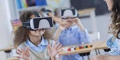 Taller Laboratorio: Realidad Virtual aplicada a la Educación -CUL- Adultos. entradas
