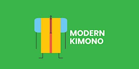 Sewing Class: Modern Kimono Tickets