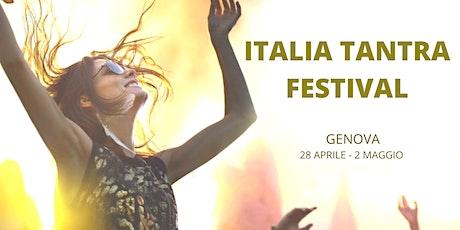 ITALIA TANTRA FESTIVAL in PRESENZA biglietti