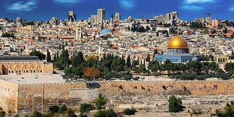 Virtual Guided Tour of the Old City of Jerusalem and Bethlehem tickets
