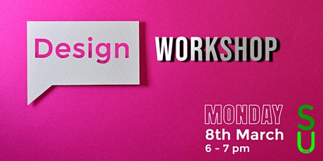 UCDSU Exec Elections - Graphic Design Workshop tickets