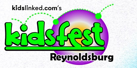 VENDOR REGISTRATION: Reynoldsburg Kidsfest 4/23/2021 tickets
