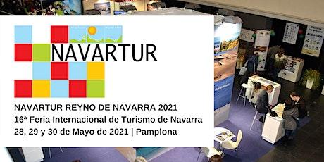 Navartur - 16ª Feria Internacional de Turismo de Navarra entradas