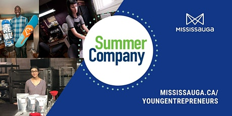 Summer Company Program 2021: Information Session tickets