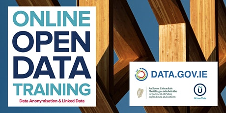 ONLINE Ireland Open Data - Data Anonymisation & Linked Data (May 2021) tickets