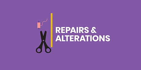 Sewing Class: Repairs & Alterations Tickets