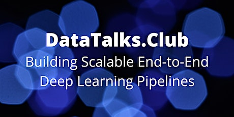 Building Scalable End-to-End Deep Learning Pipelines in the Cloud tickets