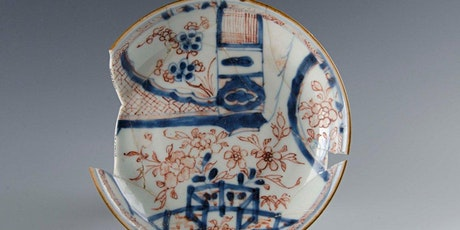 18th Century Chinese Export Porcelains biglietti