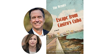 Book launch for Tim Wendel, ESCAPE FROM CASTRO'S CUBA tickets