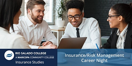 THE INSURANCE/RISK MANAGEMENT CAREER NIGHT tickets