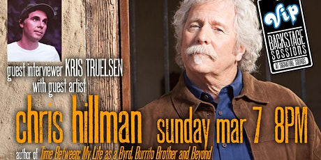 The Backstage Sessions at Signature Sounds: Kris Truelsen w/ Chris Hillman tickets