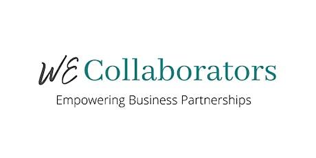 WE Collaborators - April Edition biglietti