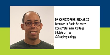 Department Seminar: Dr Christopher Richards tickets