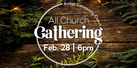 All Church Gathering tickets