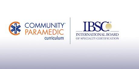 Community Paramedic Comprehensive Review Course© (CPCRC) tickets