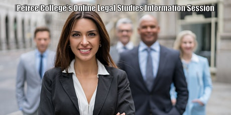 Legal Studies Information Session tickets