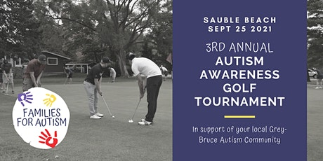 Autism Awareness Golf Tournament 2021 tickets
