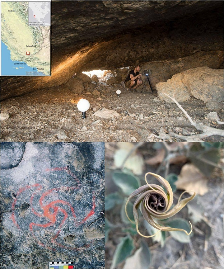 Radiance of the Sun: Astronomy and Hallucinogens in Native California image