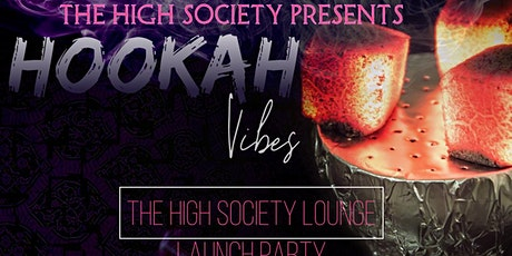 The High Society Launch Party tickets