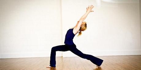 Let's Shine: Sunday Yoga Flow Live Stream tickets