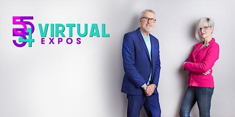 5554 Virtual Expo - UK (23 Sept 2021) entradas