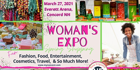 NH Woman's Expo tickets