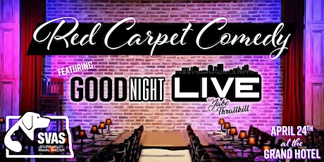 SVAS Gala and Red Carpet Comedy tickets