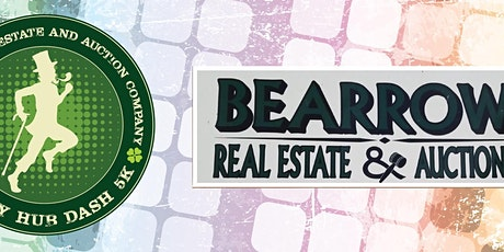 Bearrows Real Estate and Auction Co Lucky Hub Dash 5K tickets