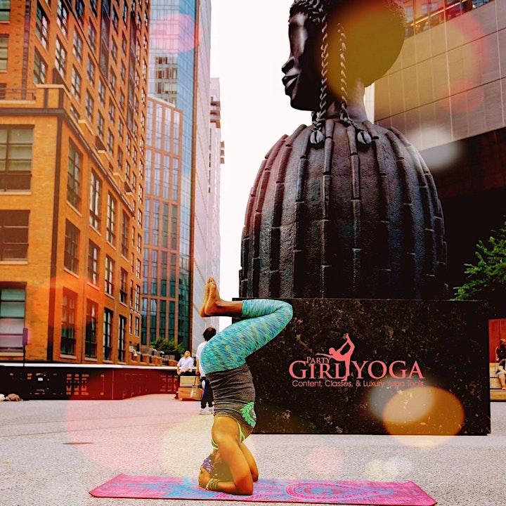 The Urban Yogi Retreat - Full Yoga Flow Practice image