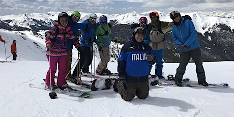 Melanin In Motion - Downhill Snow Sports (Snowboarding /Ski) Adults & Youth tickets