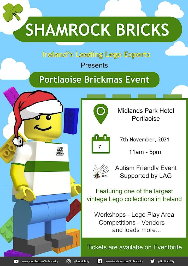 Portlaoise Brickmas Event image