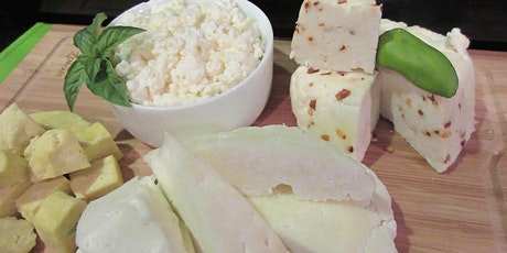 BEGINNING Cheese Making - Learn 3 cheeses in 2 hrs. tickets