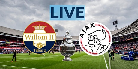 LIVE@!. Ajax v Willem II LIVE OP TV 2021 tickets