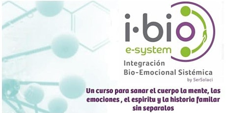 Curso - Integración Bio-Emocional Sistémica I Bio-E System. (Pre-registro) boletos